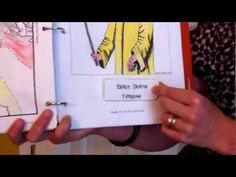 STOW Blog & Vlog - great video demonstrating students notebook