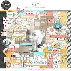 Sup? - Digital Kit