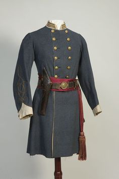 "southernnationalist: ""Virginia Cavalry Officers uniform """