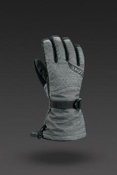 Women's Camino Glove in Crossdye