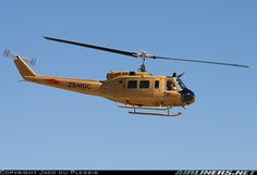 Bell UH-1H Iroquois (205) aircraft picture