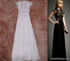 white lace prom dress - Google Search