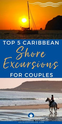 Planning a romantic getaway? Why not a Caribbean cruise? No matter which cruise line you sail (Norwegian, Royal Caribbean, Carnival, etc.), they all offer Caribbean cruise destinations. Whether you are celebrating a special event, or just need a weekend getaway here we share our favorite Caribbean shore excursions for couples. From sunset cruise, beach side couples massages just to name a few. Check out our blog post for this, and many more cruise articles. Start planning your escape today! Cruise Excursions, Cruise Destinations, Shore Excursions, Amazing Destinations, Southern Caribbean, Royal Caribbean, Caribbean Carnival, Caribbean Cruise, Romantic Getaway