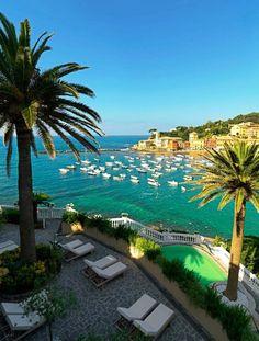Sestri Levante - Liguria, Italy