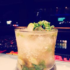 A Classic Mojito for the weekends