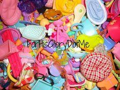 ✿Littlest Pet Shop Accessory Grab Bag 30 Pcs Lot✿LPS✿Food Clothes Doll Toy Xmas   eBay