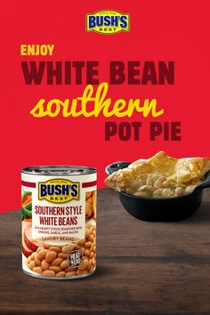 Add some flavor to your meals with BUSH'S Savory Beans.