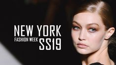 A brief summary of New York Fashion Week, Spring/Summer Shows in this video: Michael Kors Longchamp BOSS Jeremy Scott Cushnie Tom Ford Coach Zimmermann. New York Fashion, Daily Fashion, Paris Fashion, Paris Girl, Jeremy Scott, Gigi Hadid, Bella Hadid, Resort Wear, Passion For Fashion