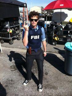 Matthew Gray Gubler as Doctor Spencer Reid in Criminal Minds
