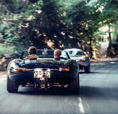 Jaguar E-Type Eagle Speedster...