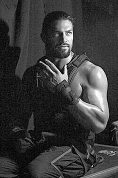 I could definitely see Roman Reigns as Wrath from BDB.
