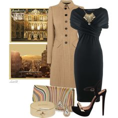 """""""Chic in Any City"""" by christa72 on Polyvore"""