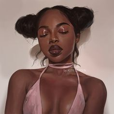 Commissions [OPEN]|YouTube|ArtStation|Instagram Portrait study based off a gorgeous photo by joseni_ on instagram. Good practice! 1,5 hrs | Photoshop CS6 |...