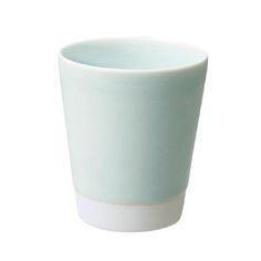 esカップ 青磁釉 - essence(エッセンス)公式オンラインショップ - 長崎県波佐見町から発信する暮らしの器