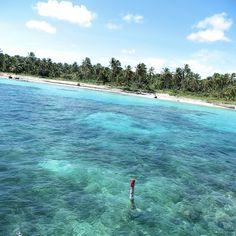 snorkeling, Dominican Republic (Oct 2013)