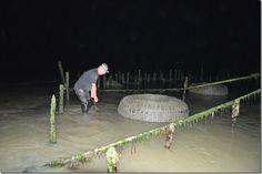 la Pêcherie nocturne