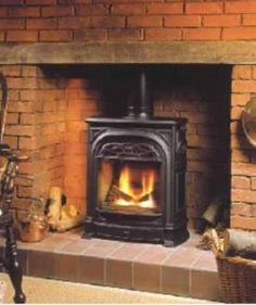 15 best fire surrounds for wood burning stoves images fire rh pinterest com