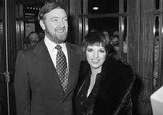 Whoa: Liza Minnelli, daughter of Judy Garland, was married to Jack Haley Jr., the son of Jack Haley, who played the Tin Man.