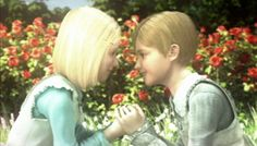Rule of Rose - Jennifer and Wendy