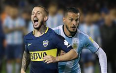 "Wallpaper HD de Dario ""el pipa"" Benedetto el goleador de Boca Juniors"