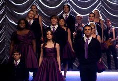 "Glee - 4x22 ""All or Nothing"" Songs from New Directions for Regionals:  - ""I Love It"" by Icona Pop, sung by Tina, Kitty, Brittany and Unique. - ""All or Nothing"" Glee, sung by Blaine and Marley. - ""Hall of Fame"" by The Script, sung by Joe, Artie, Sam, Jake and Ryder.  What more eagerly expect? :)"
