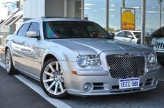 2006 Chrysler 300C SRT8 Chrysler 300, Chrysler cars