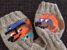 Langanluomaa: Ryhmä Hau -sukat Fair Isle Knitting, Knitting Socks, Knitted Hats, Knit Socks, Mittens, Knitting Patterns, Knit Crochet, Winter Hats, Beanie