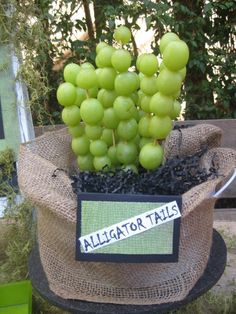 Gator Tails Grapes