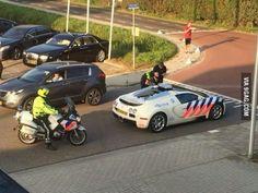 Dutch police be like...