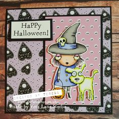 I have another collaberative Halloween projet to share this week. Vera Lane Studio and Papercakes by Serena B have teamed up for October and we are creating some Halloween fun together. Here is my …