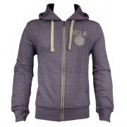 UCLA Woodard Mens Sweat Hoody in Pansy. For exclusive designer fashion at affordable prices visit www.hypedirect.com   #bensherman #designer #fashion #apparel #menswear #mensstyle #style #UCLA #university #sportswear #giogoi #hunter #duck #jack #discount