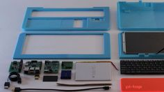 This Kit Lets You Build A Functioning Laptop Out Of A Raspberry Pi