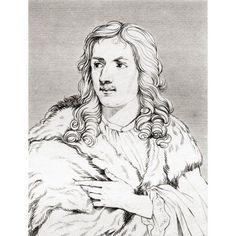 Charles Alphonse Du Fresnoy1611 Canvas Art - Ken Welsh Design Pics (12 x 16)