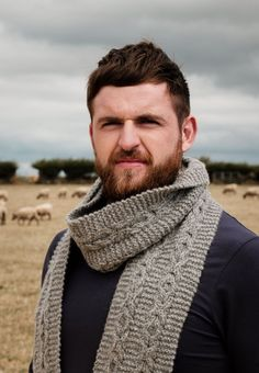 A unisex scarf knit kit ideal for advanced beginners, you'll stay warm and cozy due to the weight and quality of the Irish yarn. A perfect reminder of Ireland, wherever you are in the world. Knitting Kits, Knitting Patterns, Stay Warm, Warm And Cozy, Garter Stitch, Celtic, Atlanta, Scarf Knit, Unisex