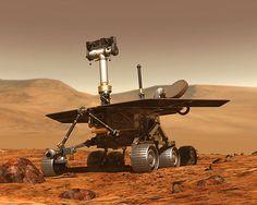 Mars Exploration Rover Spirit