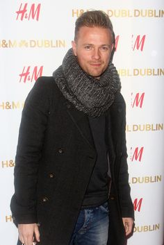 Nicky Byrne has officially been confirmed as Ireland's 2016 Eurovision entrant, revealing his track 'Sunlight'. The former Westlife singer will perform the song at this year's ceremony in Sweden, and. Brian Mcfadden, Nicky Byrne, Strictly Come Dancing, Music Bands, Boy Bands, Beautiful People, Fangirl, 80s Icons, Men Sweater