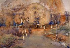 Autumn Loch Lomond 1893 - Arthur Melville