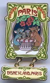 Ratatouille Disney Trading Pins, Disney Pins, Disneyland, Ratatouille Disney, Disney Movies, Pin Collection, Pixar, Euro, Paris