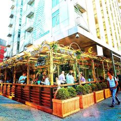 The Chester | NYC - biergarten at The Standard