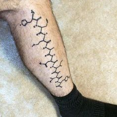 80 Chemistry Tattoos For Men - Physical Science Design Ideas Leg Tattoos, Tattoos For Guys, Chemistry Tattoo, Linkedin Image, Noble Gas, Chemical Bond, Scale Tattoo, Twitter Cover, Twitter Image