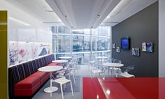 Hitachi Consulting 21 700x424 Inside the London Offices of Hitachi Consulting