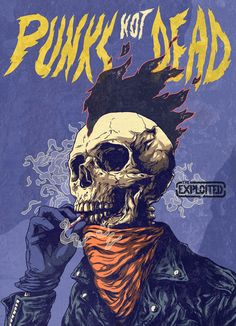 Punk is not Dead - bigtoe142@hotmail.com