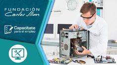 Curso gratuito para instalar y reparar computadoras
