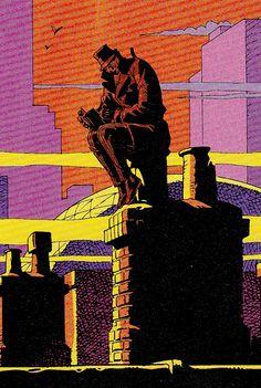 Rorschach's Journal. October 13th, 1985 #WATCHMEN