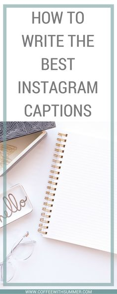 In this post, I'm sharing 8 of my best tips to writing the best Instagram captions. I'm also sharing my secret pro tip to writing Instagram captions!