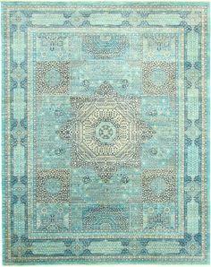 12 0 x 15 0 Blue Ziegler Mamluk Oriental Rugs