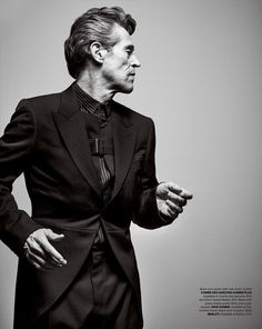 Willem Dafoe para Essential Homme Magazine por Kevin Sinclair - Home Page Gentleman Movie, Willem Dafoe, Williams James, Men Photoshoot, Hollywood, Esquire, Character Inspiration, Actors & Actresses, Poses