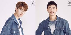 'Fantagio's 2nd Actor Group 'SURPRISE U' Releases Individual Profile Photos For Each Of The Members
