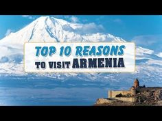 Top 10 Reasons To Visit Armenia Hidden Places, Secret Places, Travel Chic, Fairytale Castle, Honeymoon Destinations, Armenia, Pretty Cool, All Over The World, Mother Nature