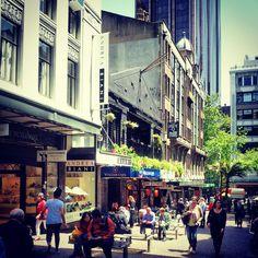 Vulcan Lane. Auckland City